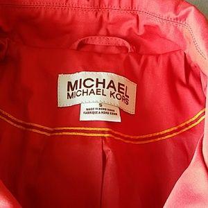 Michael Kors Jackets & Coats - Michael Kors womens rain coat